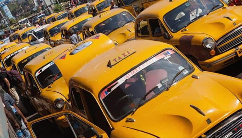 No passengers-yellow taxi drivers in extreme crisis