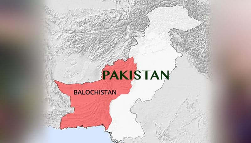 BalochistanIsNotPakistan Why does Pak get touchy about the issue