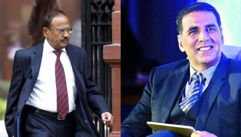 Biopic will made on ajit doval's life, bollywood star akshay kumar will act as doval