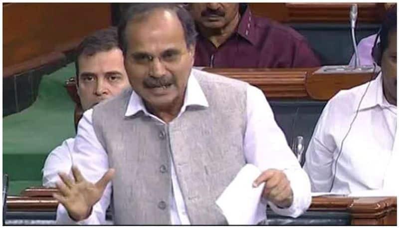 Adhir Ranjan Chowdhury accepts Congress lost perception battle