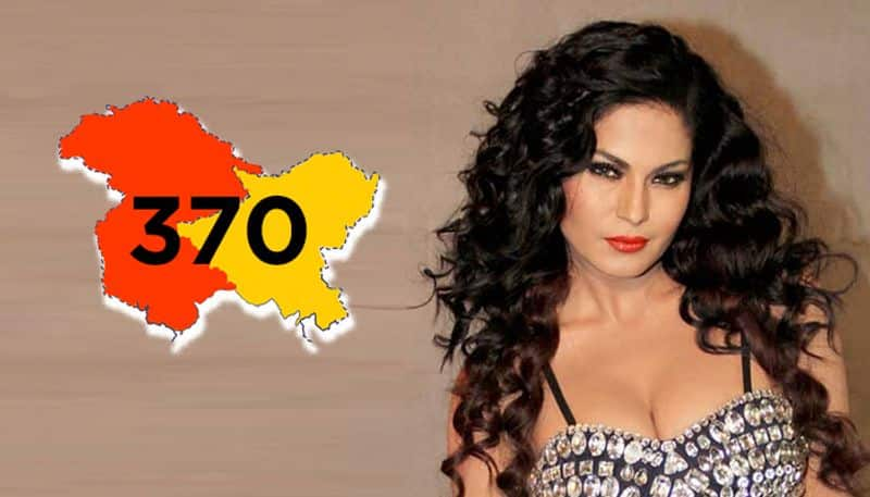 Article 370: Pakistani actress Veena Malik gets trolled for disrespecting Indian Army