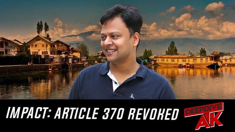 Deep Dive with Abhinav Khare: Is Article 370 abolition, bifurcation of Kashmir unification with India?