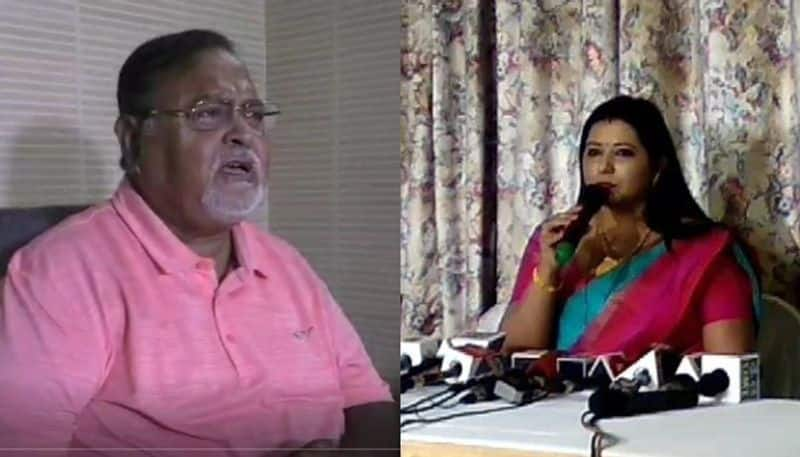 Partha Chatterjee gives reply to allegations made by Baisakhi Banerjee