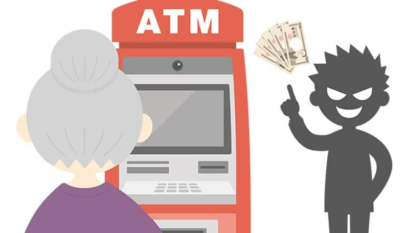 Bengaluru Chilean nationals arrested for stealing money in ATMs using skimming devices policeman loses Rs 37,000