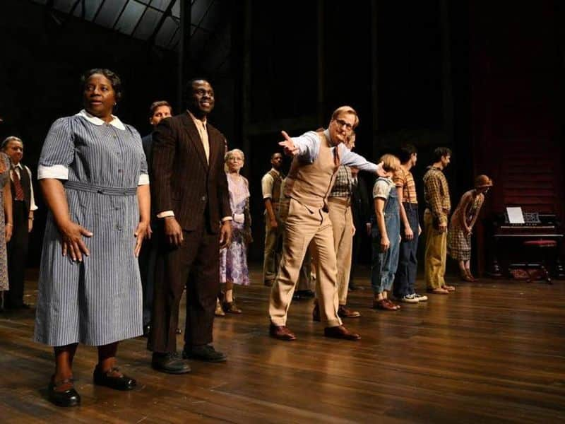 'Mockingbird' Broadway show ends in panic as people confuse motorcycle backfire for gunshots