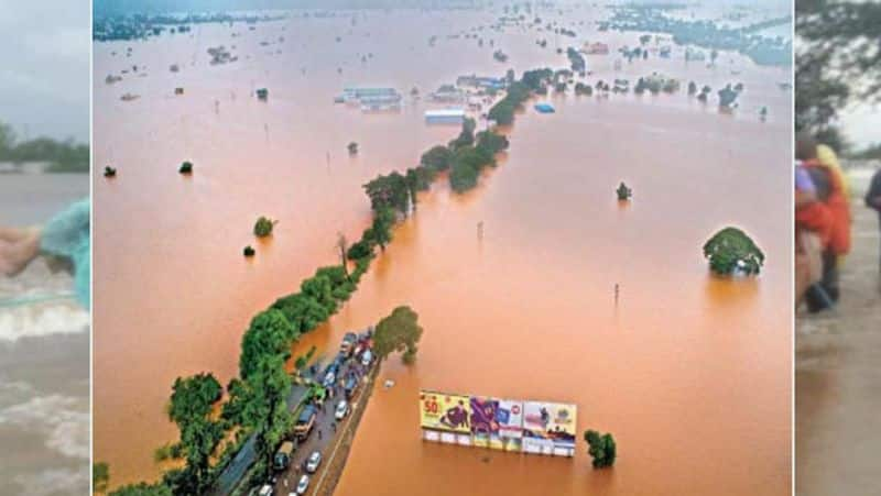 Maharashtra floods Death toll rises to 17 in Sangli boat capsize tragedy over 4 lakh people evacuated
