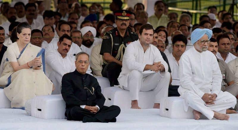 Congress made distance from Pranab da, Sonia-Rahul did not attend Bharat Ratna Award