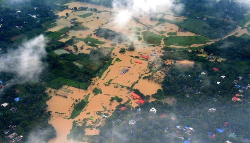 Kerala rains Death toll rises to 30 red alert in 9 districts