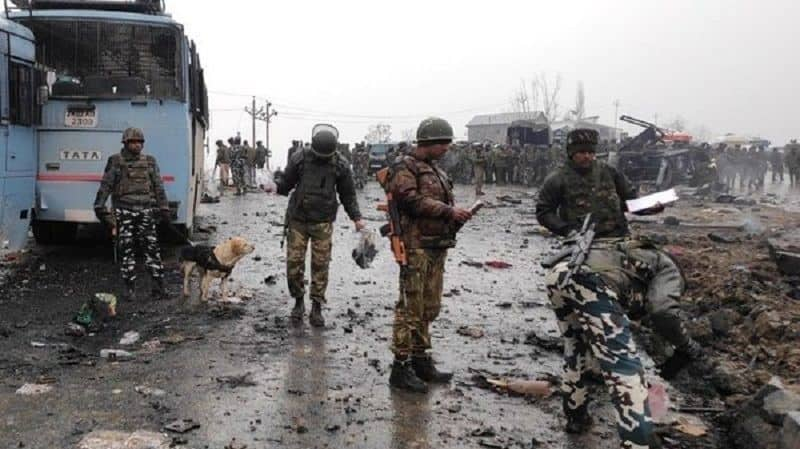 Pakistan on high alert for conducting terror attacks like Pulwama, high alert in the valley