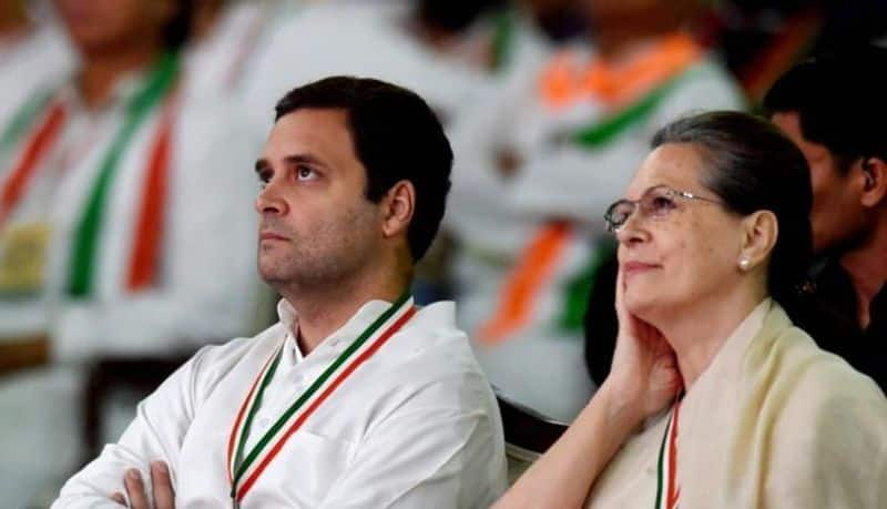 Is there a fight between Sonia vs Rahul supporter in Congress, then the leaders in front of the high command