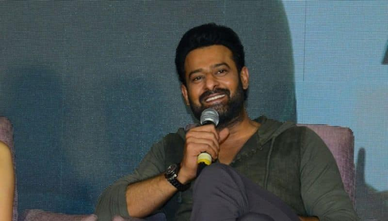prabhas new movie title announcement on this date