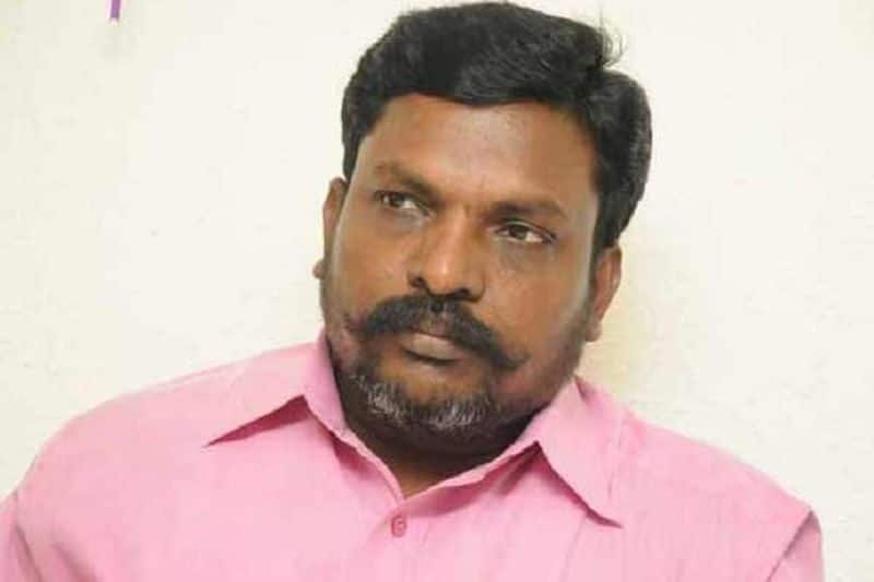 Alliance with DMK in the good intention that religion should not rise... Thirumavalavan