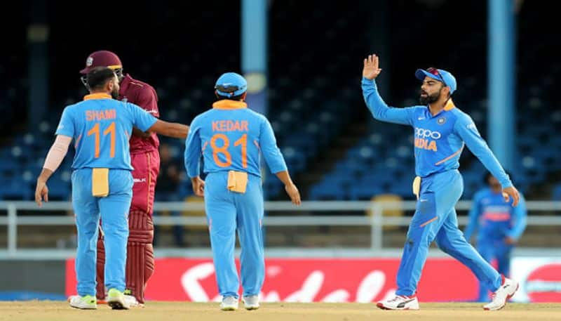 India vs West Indies T20I Venues Changed