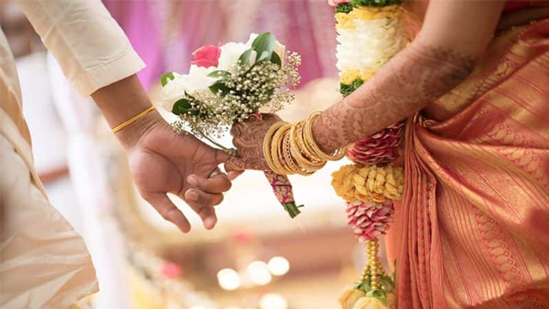 Husband helps wife second marriage