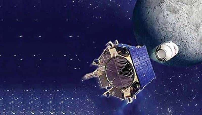 CHANDRAYAAN 2 is on the way to his journey, reaching near to moon