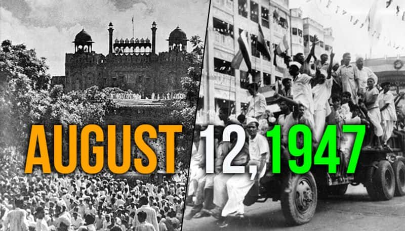 Independence Day special - This day that year: What happened on August 12, 1947?
