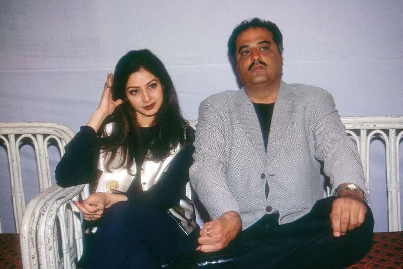 Throwback: When Boney Kapoor confessed to ex-wife that he loves Sridevi