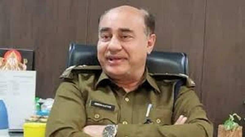 DCP Vikram Kapoor of Faridabad shot and killed, was due to retire next year