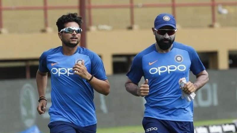 if kuldeep yadav take four wicket in 3rd odi become first bowler of country