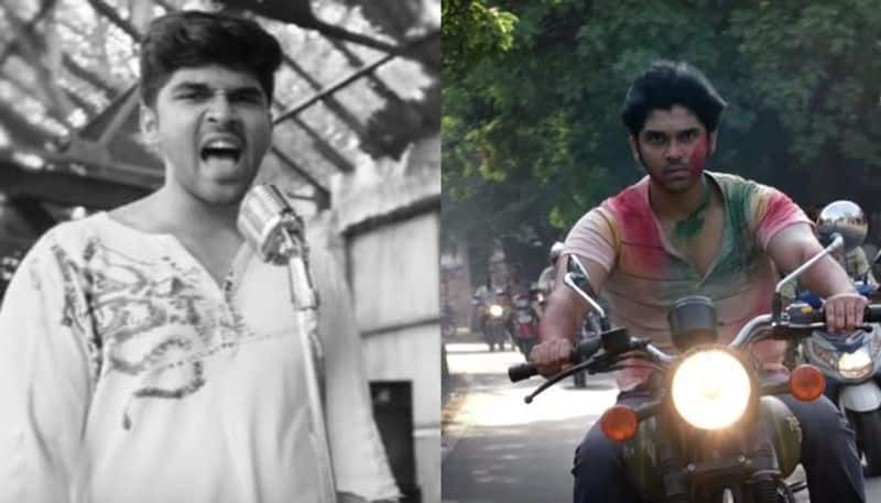 Dhruv Vikram Shared Censored Scenes In Adithya Varma Movie