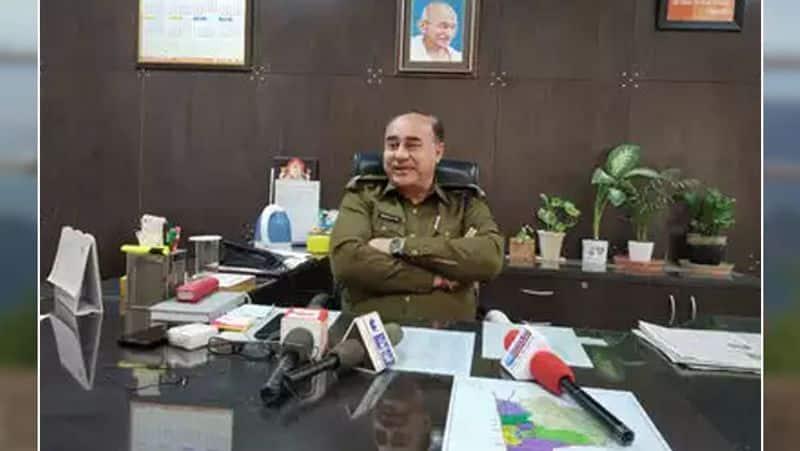 Was Vikram Kapoor, DCP of Faridabad, involved in Honey Trap?
