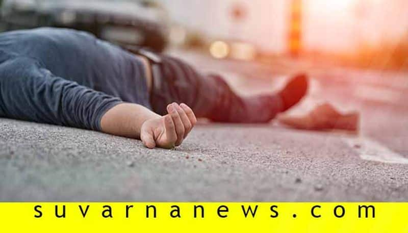 Two tourists died in road accident in madikeri