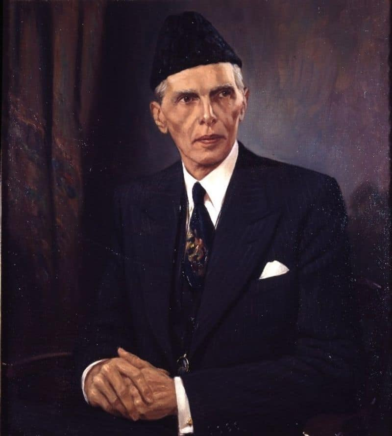 Jinnah's secularism has died in a year,removed national anthem written by hindu within year