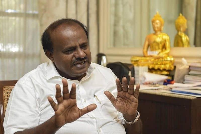 I will contest next Assembly election from Channapattana says HD Kumaraswamy