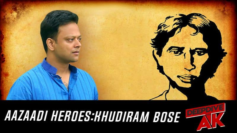 Deep Dive with Abhinav Khare: Remembering the sacrifice of 18-year-old Khudiram Bose on Independence Day
