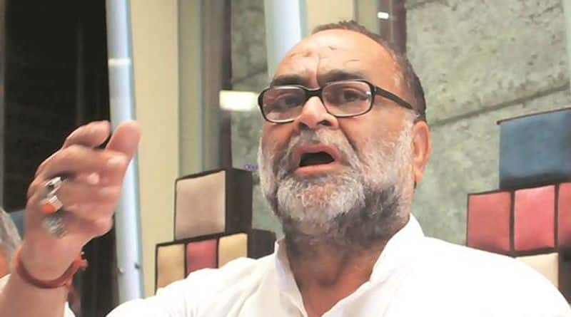 Uttar Pradesh BJP leader Bhukkal Nawab to tie rakhi to cows