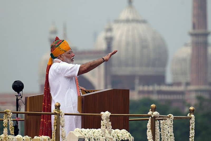 Indications of six major challenges in Prime Minister Narendra Modi's speech