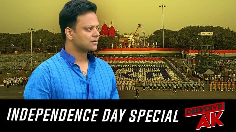 Deep Dive with Abhinav Khare True essence, significance of Independence Day in India