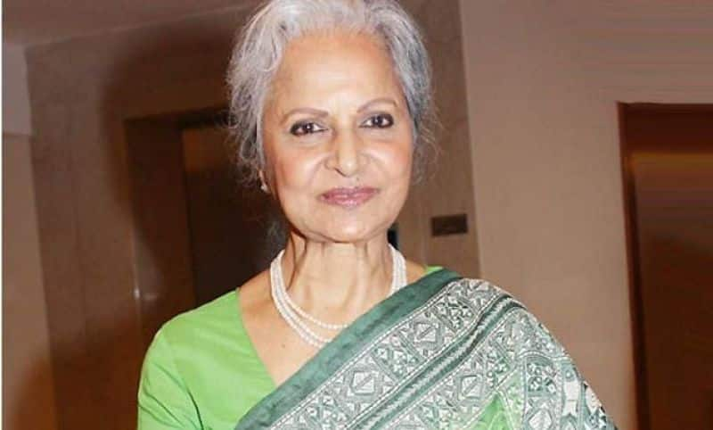 Waheeda Rehman caught in nostalgia; revisits Udaipur 54 years after filming of Guide