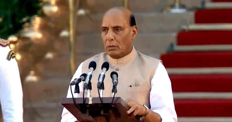 No first use nuclear policy may change says defence minister Rajnath Singh