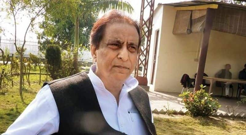 Yogi government made Azam Khan's Twitter account suspended
