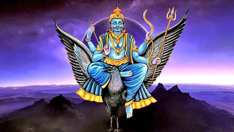 Always facing problems and diseases in life worship Shani Dev on Saturday