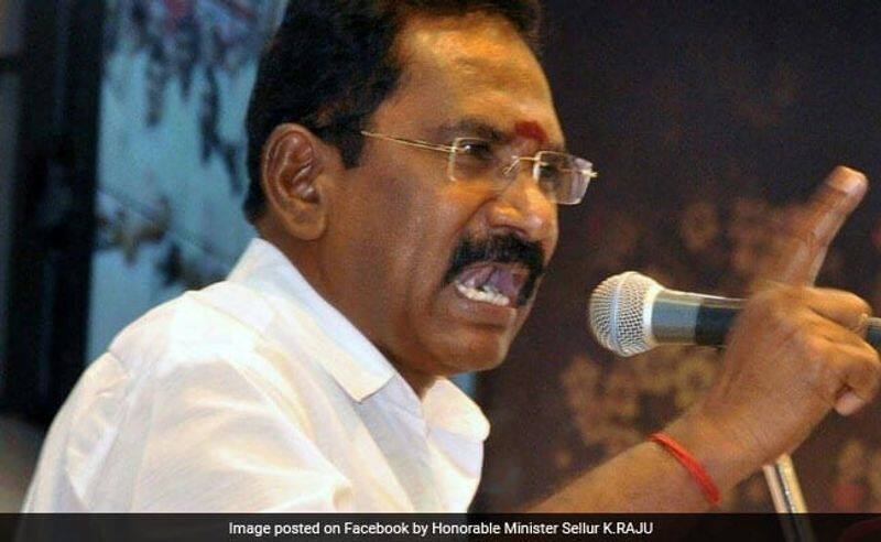 admk minister selur raju criticized dmk chief mk stalin  regarding local body election