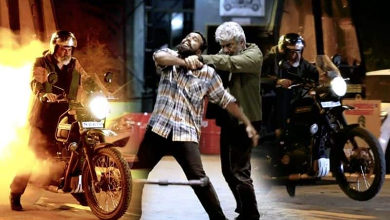 ajith's two films in a year breaks all records