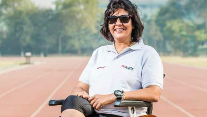 National Sports Day: Paralympic winner Deepa Malik receives Khel Ratna award