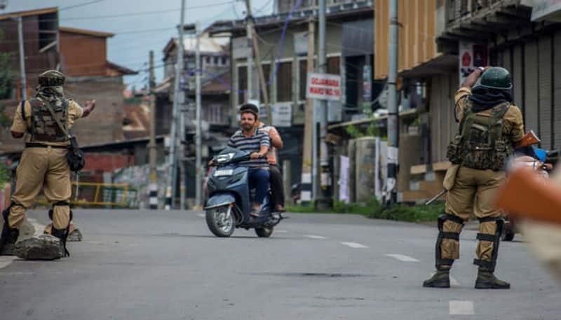 Haj pilgrims return; Restrictions reimposed in parts of Srinagar after incidents of violence