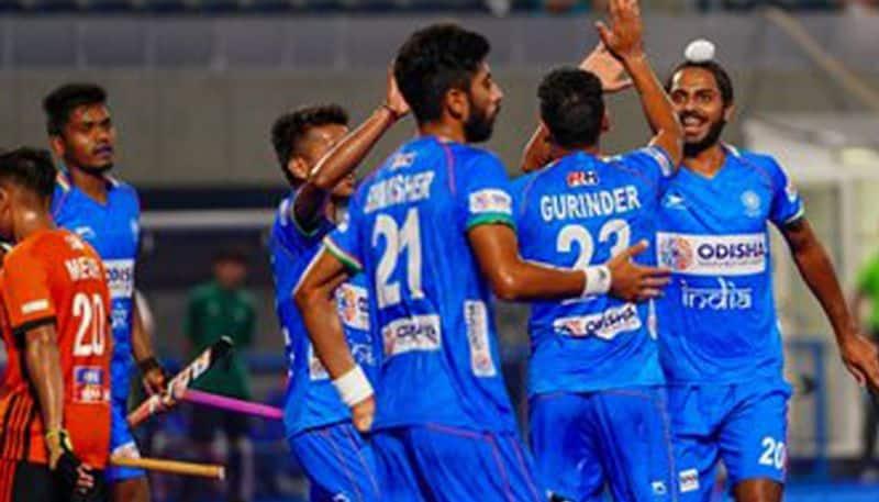 Tokyo Olympics qualifiers India hockey teams prepare Bengaluru camp