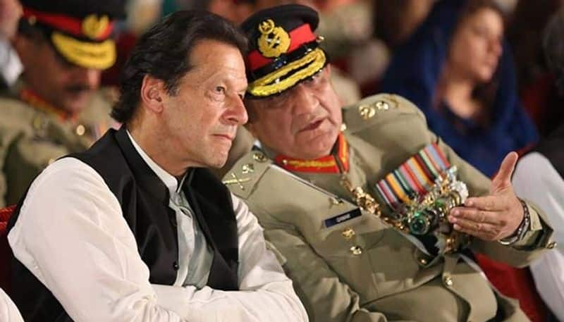 Distance between Imran and army has started increasing in Pakistan!