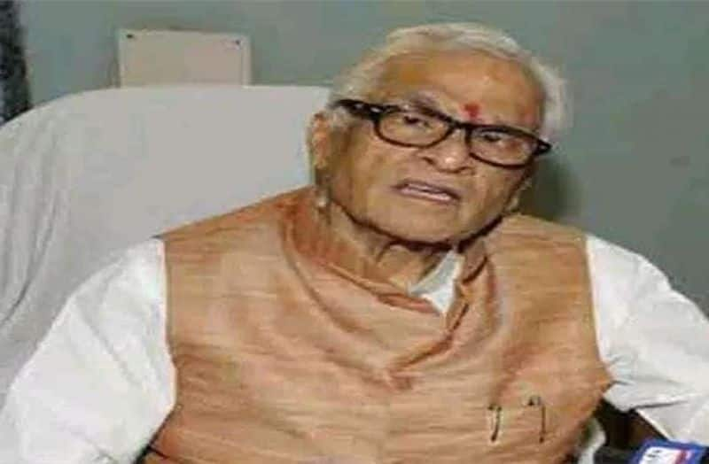 Former Bihar chief minister Jagannath Mishra breathes his last at 82