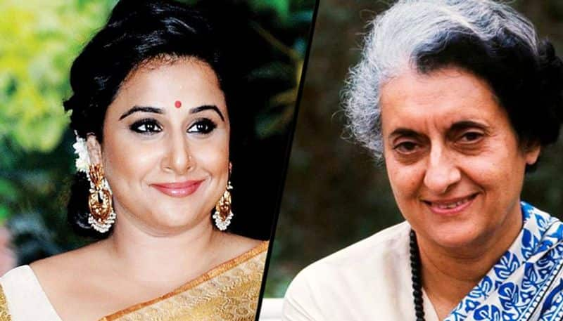 Vidya Balan to play Indira Gandhi in Ritesh Batra-directed web series