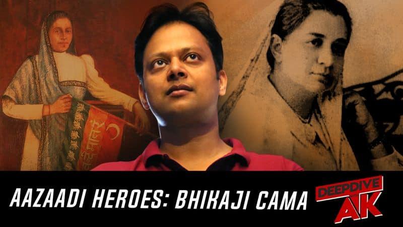 Deep Dive with Abhinav Khare Bhikaji Cama the woman who fought for India's freedom abroad