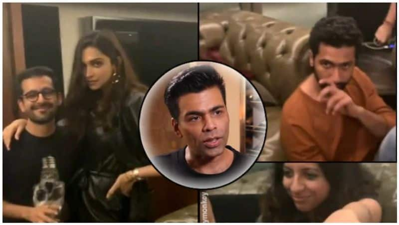 Karan Johar on alleged drug party: Next time there are baseless allegations, will deal legally