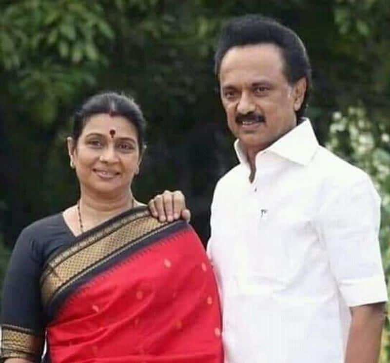 Sami em Buruson is the Chief Minister. !! Stalin's wife invading temple .. !!