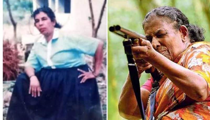 Kerala first woman hunter Thresya Thomas breathes her last at 87