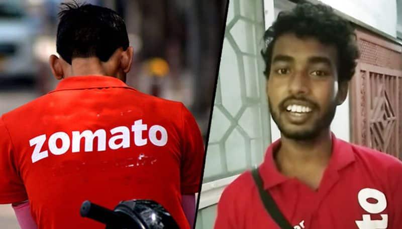 Kolkata Zomato delivery agent singing takes internet by storm