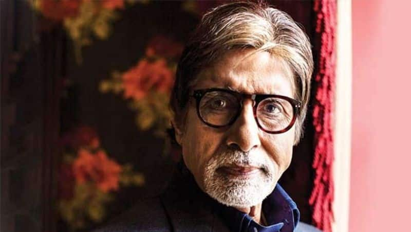 Amitabh Bachchan: Water scarcity, erosion of land massive problems